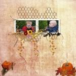"""mein neues Kit """"Autumn"""""""