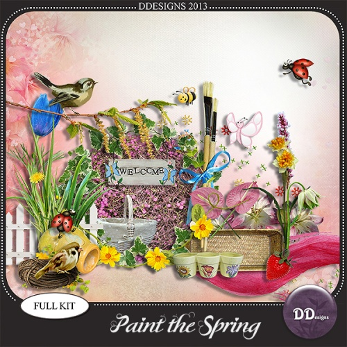 Paint the Spring